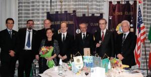 LIONS Incontro Governatore L.C. Valsassina e Riviera del Lario