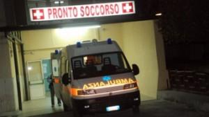 PRONTO SOCCORSO AMBULANZA NOTTE