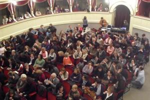 teatro sociale platea