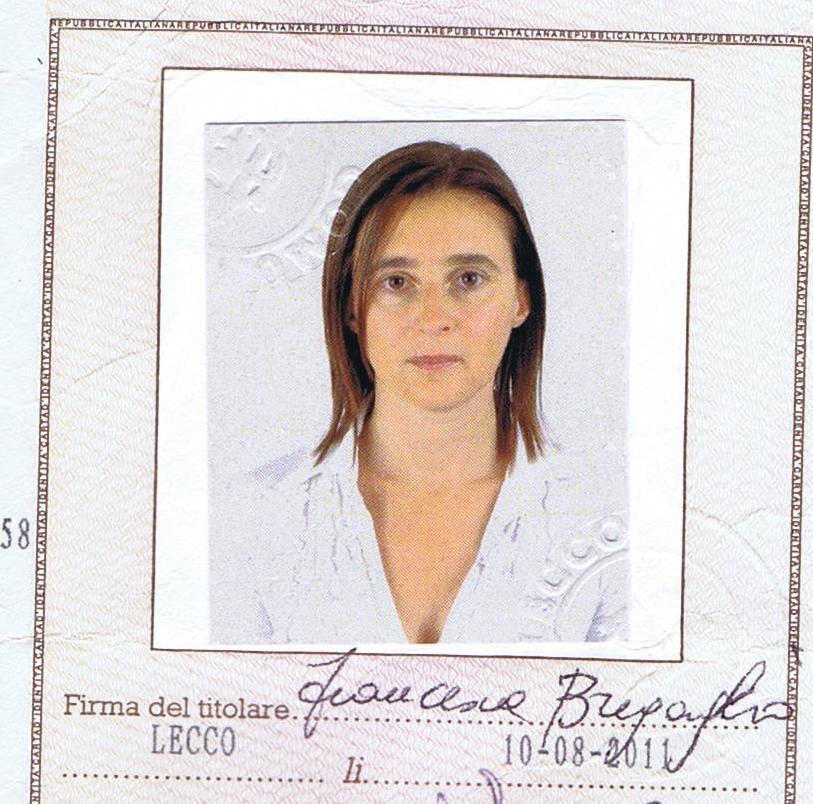 Francesca Bregaglio