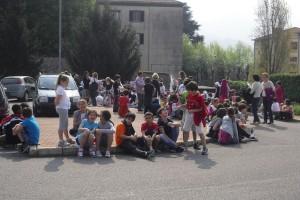 esercitazione terremoto scuole lecco 2