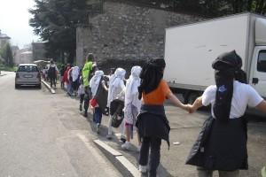 esercitazione terremoto scuole lecco 3