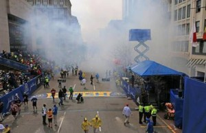 boston maratona feriti