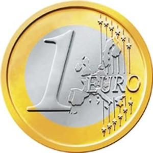 EURO MONETA DA 1