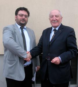 Magni e relatore