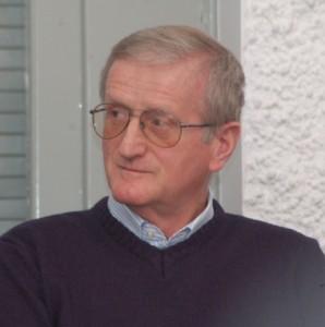 Il presidente del comitato Csi di Lecco, Carlo Isacchi