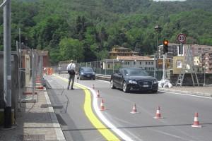 ponte vecchio senso unico alternato 1