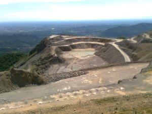 La cava di Valcava