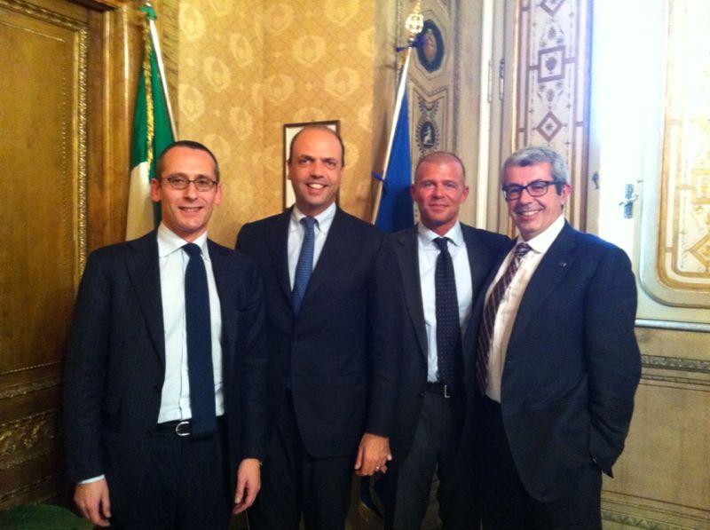 NCD LECCO CON ALFANO