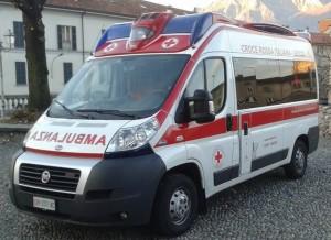 cri lecco ambulanza