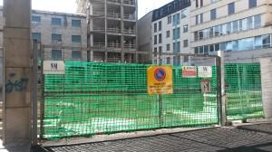 Cantiere piazza affari