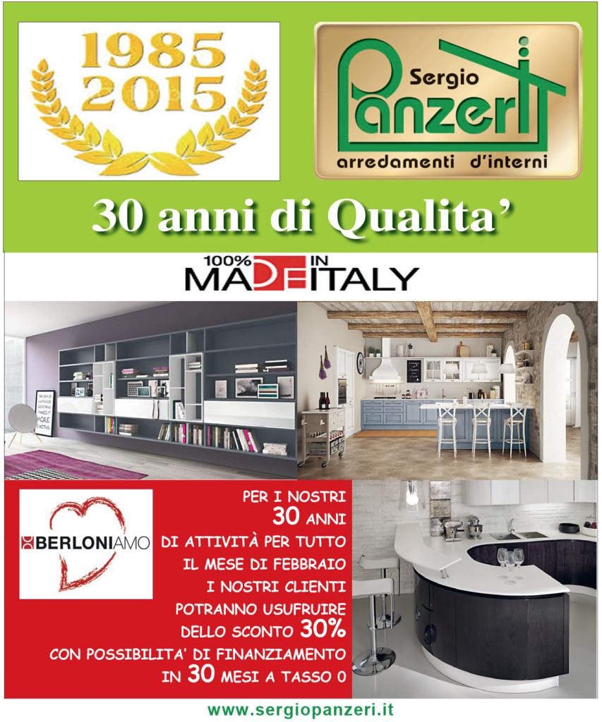 PANZERI promozione febbraio 2015