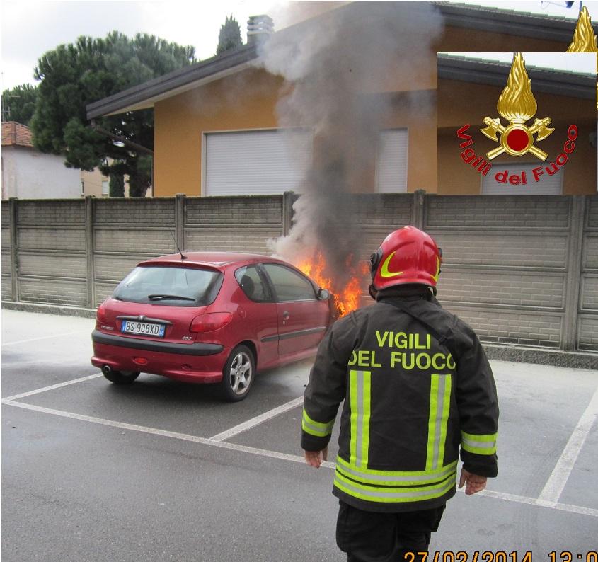 VV FF pompieri incendio Oggiono (3)