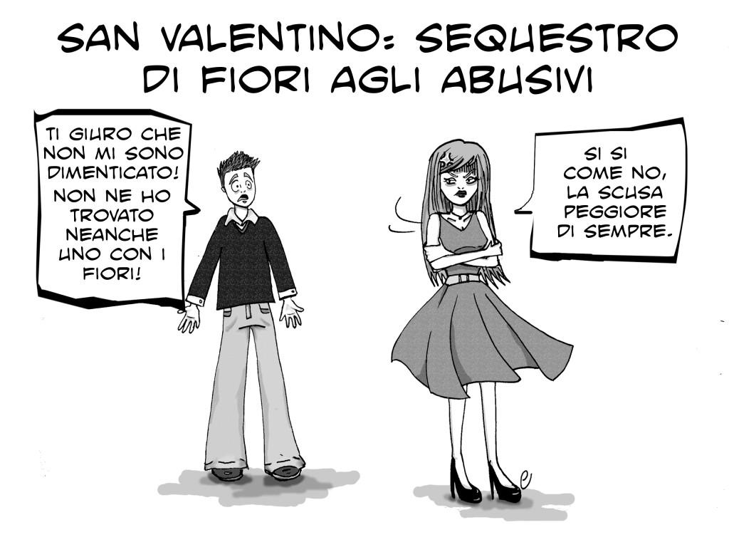 san valentino VIGNETTA