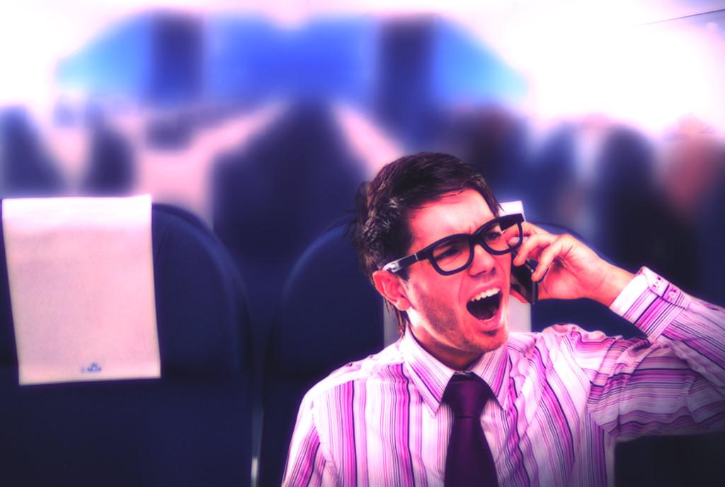 telefono aereo