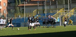 Calcio Lecco Legnago Secondo Gol