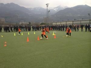 Olginatese allenamenti giovanili