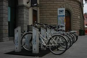 Bike Sharing Piazza XX Settembre