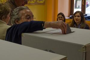 102enne al voto