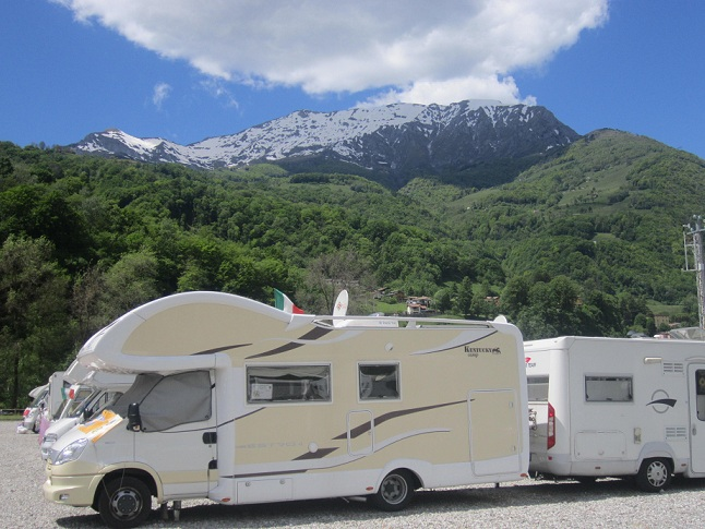 CAMPER IN VALLE BELLA