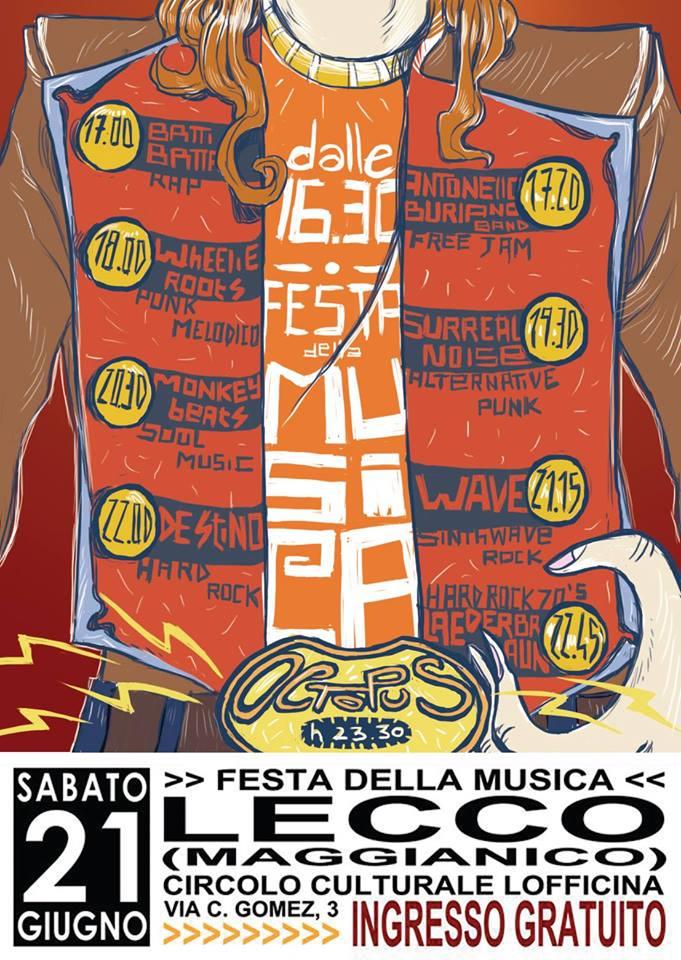 FESTA MUSICA LOFFICINA