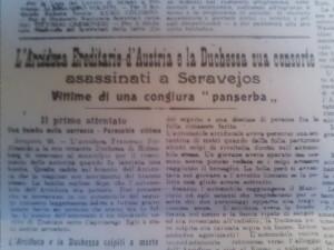 Il Resegone 3 luglio 1914