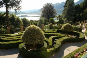Villa Bertarelli PARCO