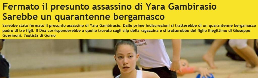 YARA ALERT BG NEWS