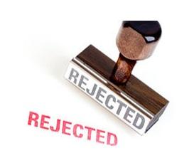 bocciato rejected