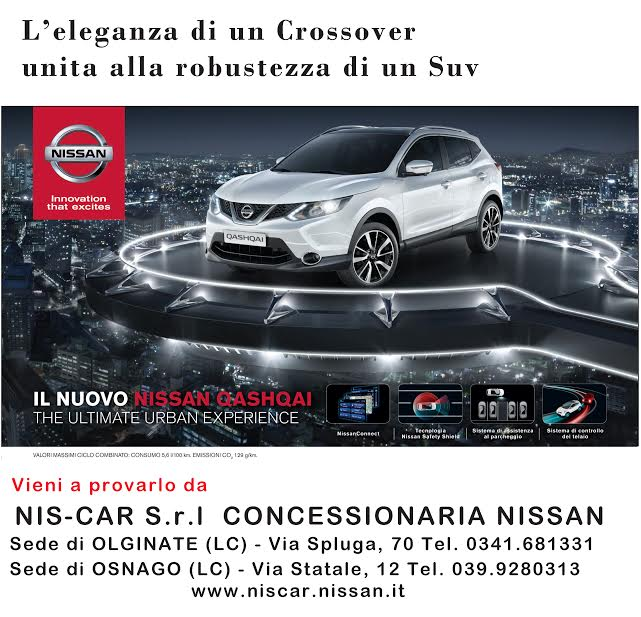 nissan page