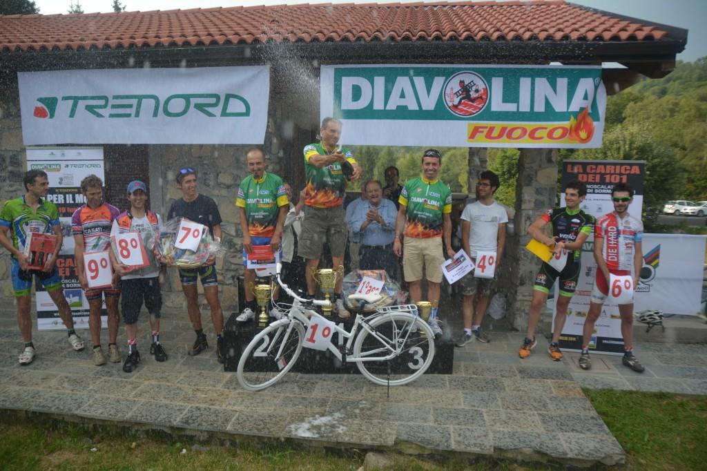 Sormano ciclismo assalto al muro