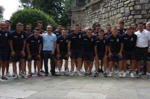 Calcio Lecco 2014-2015 Squadra