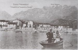 Cartolina di Piazza Era del 1907