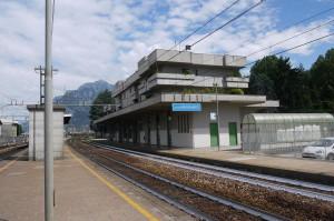 Stazione di Maggianico 2014