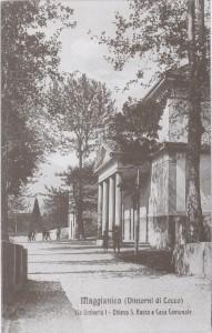 Chiesa di San Rocco a Maggianico 1907