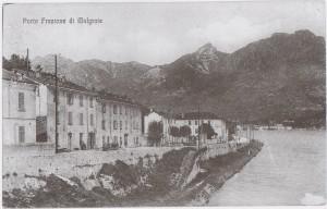 Lungo Adda di Malgrate, 1914