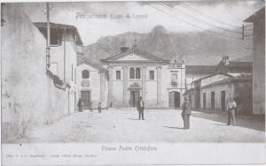 Piazza Fra Cristoforo e Convento dei Cappuccini, 1902