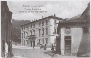 Scuola Giosuè Carducci, Castello 1909