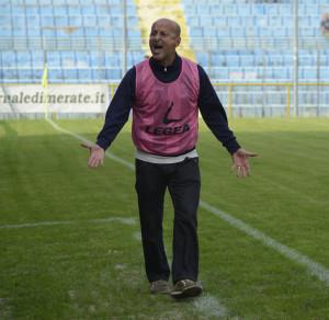 Calcio Lecco Rocco Cotroneo Urlo