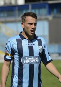 Fabio Cardinio Calcio Lecco Primo Piano