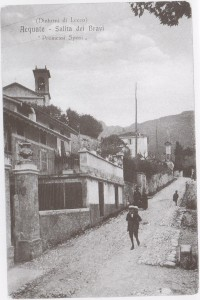 Salita dei Bravi ad Acquate, 1919