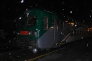 fulmine treno
