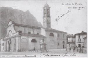 Chiesa ai San Grevasio e San Protasio, Castello, 1901