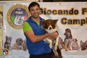 Dario Barutta AgilityDog Nazionale FISC