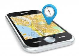 GPS smarphone