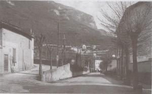 Veduta dalle Poste di Maggianico, 1933