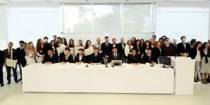 LECCO = POLITECNICO DI MILANO - POLO REGIONALE DI LECCO - CONSEGNA DELLA LAUREA MAGISTRALE - CARDINI - 2-10-2014