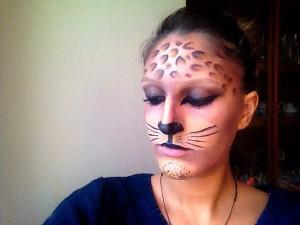 bauty leopardo halloween