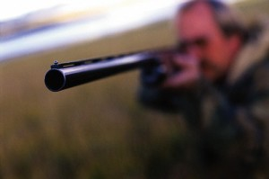 cacciatore fucile