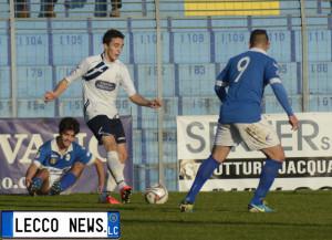 Calcio Lecco Pro Sesto Azione 05